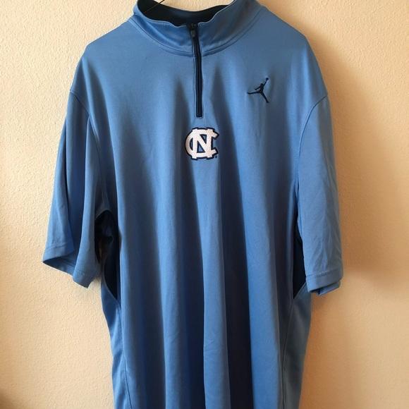 Nike Other - North Carolina Basketball shooting shirt